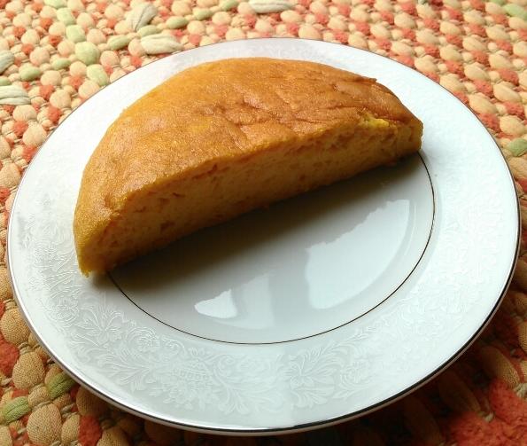 バターナッツ南瓜ケーキ①