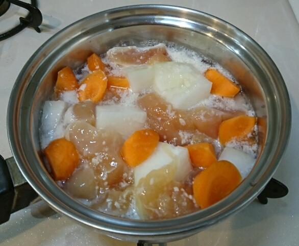 冬瓜レシピ