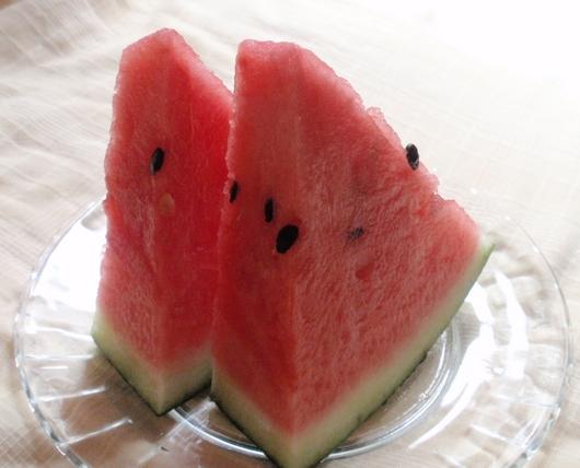 西瓜(すいか)の栄養