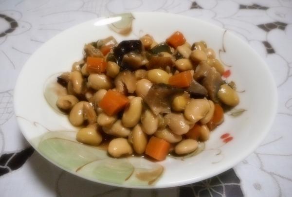 五目豆(煮豆)