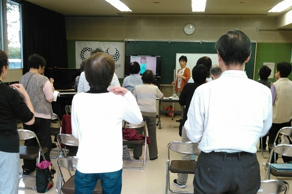 東村山「未・楽・生倶楽部」講座