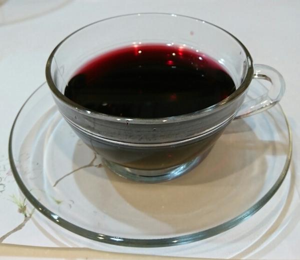 ホットワイン「