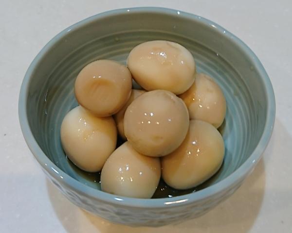 うずらの卵